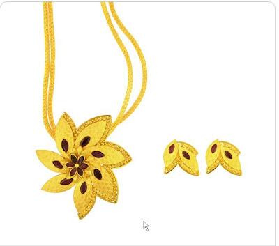 JoyAlukkas jewellery designs