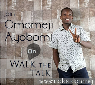 Walk the Talk: Ayobami Omomeji
