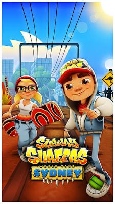 Subway Surfers 2 Nokia E63 Java Game
