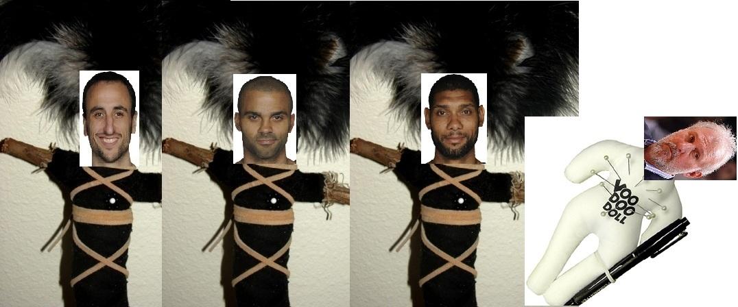 Voodoo Spurs