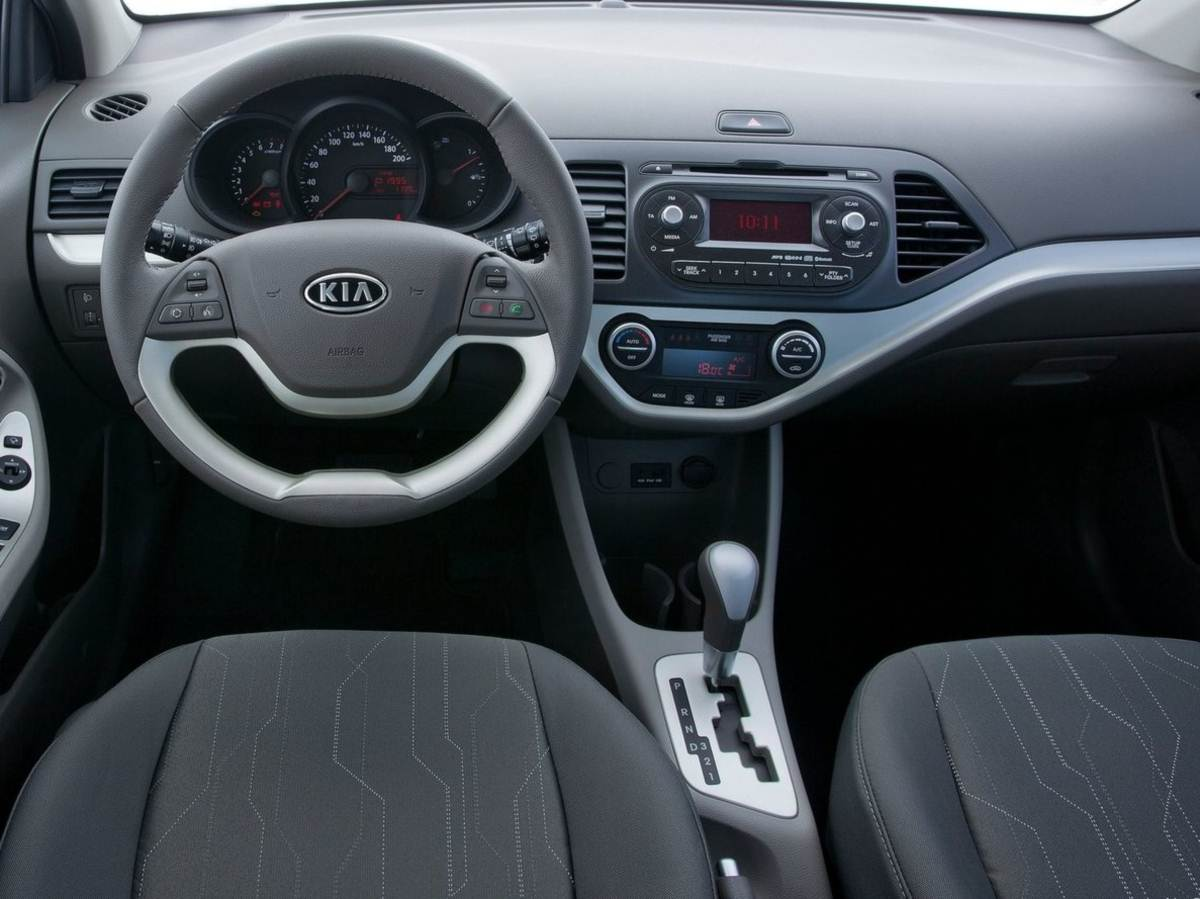 kia picanto 2014 agora s autom tico pre o de r car blog br. Black Bedroom Furniture Sets. Home Design Ideas