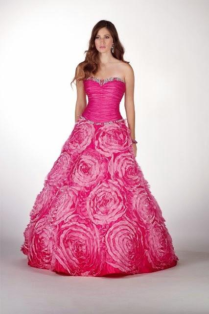 Bonitos vestidos de quinceañeras | Vestidos de Quince Años 2015 ...