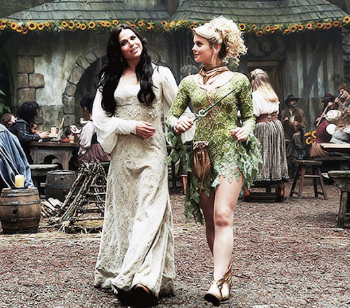 once upon a time season 3 hook and tinkerbell Abc's once upon a time will add a little pixie dust this season when kiwi actress rose mciver debuts as peter pan sidekick tinker bell in the third episode.