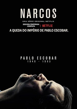 Narcos - Todas as Temporadas Torrent Download