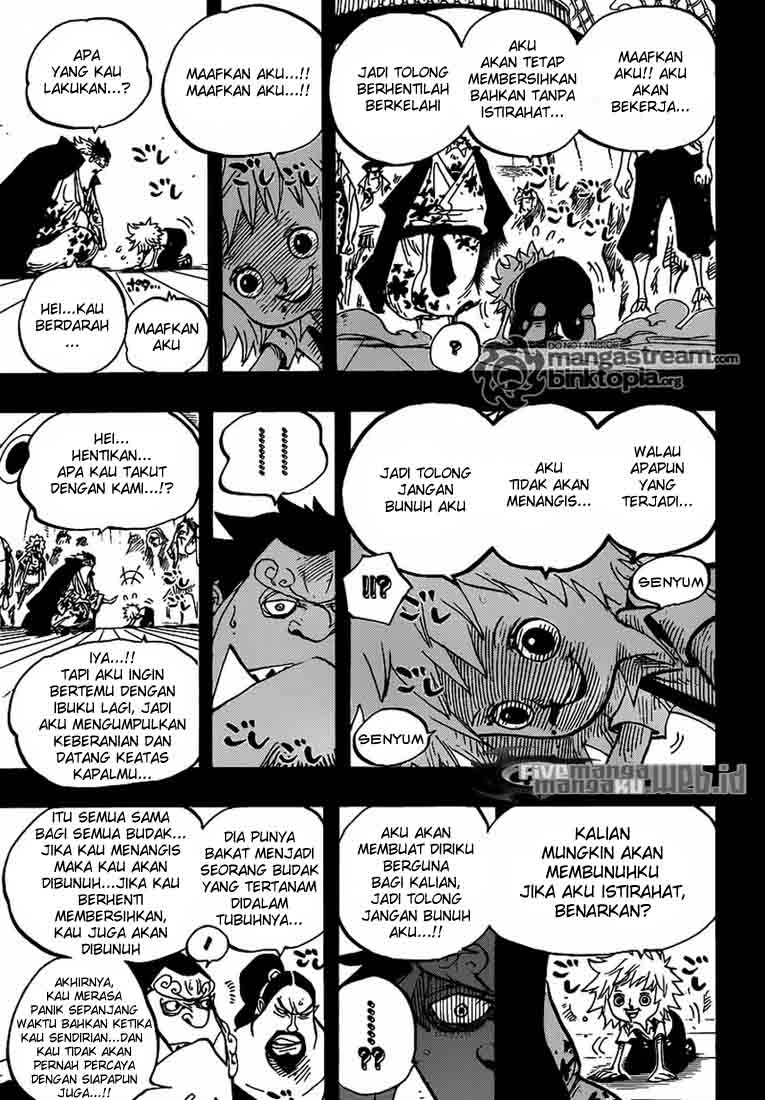 One Piece 622 page 17