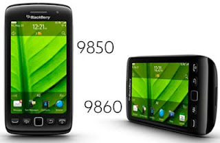 Ponsel Blackberry Torch 9850