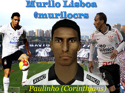FIFA 12 Paulinho Face