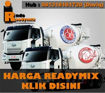 BETON READY MIX TERMURAH