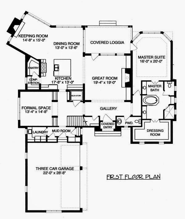 The Best Interior Design: New Luxury Home Design Plans