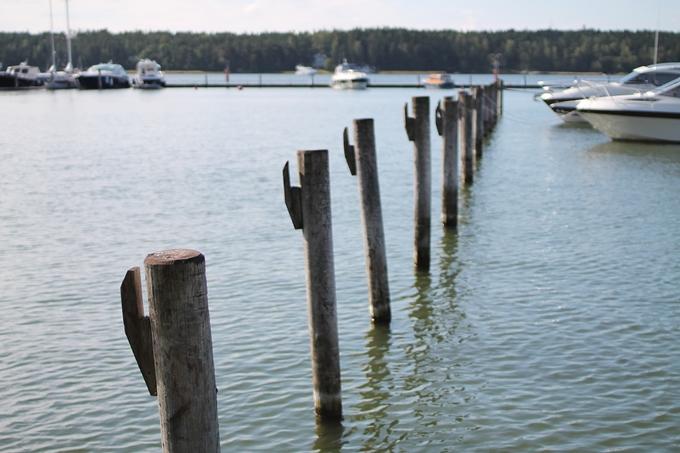 veneparkki naantali rantapromenadi