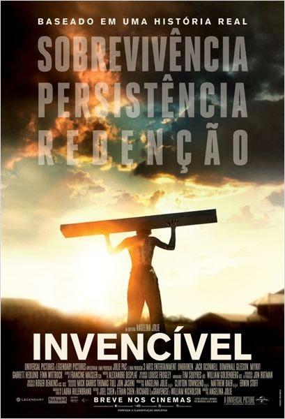 """Poster do filme """"Invencível"""""""