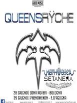 Queensryche - Bologna 28.06.2017