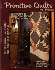 Primitive Quilts & Projects Winter 2012