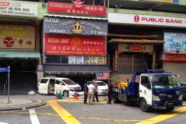 Bukit Bintang Blast Culprits Will Be Punished