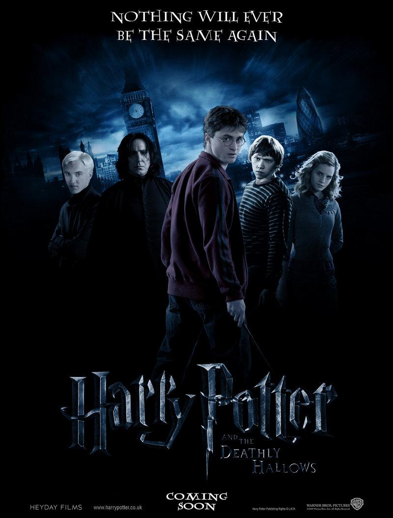 Harry Potter Y Las Reliquias De La Muerte Parte 2latino