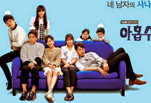 Korean Drama Plus Nine Boys Subtitle Indonesia