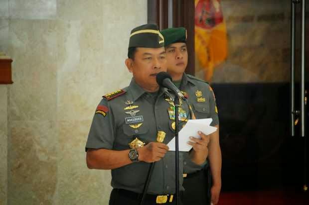 Kerja Panglima TNI Sudah Baik, Belum Waktunya Memiliki Wakil
