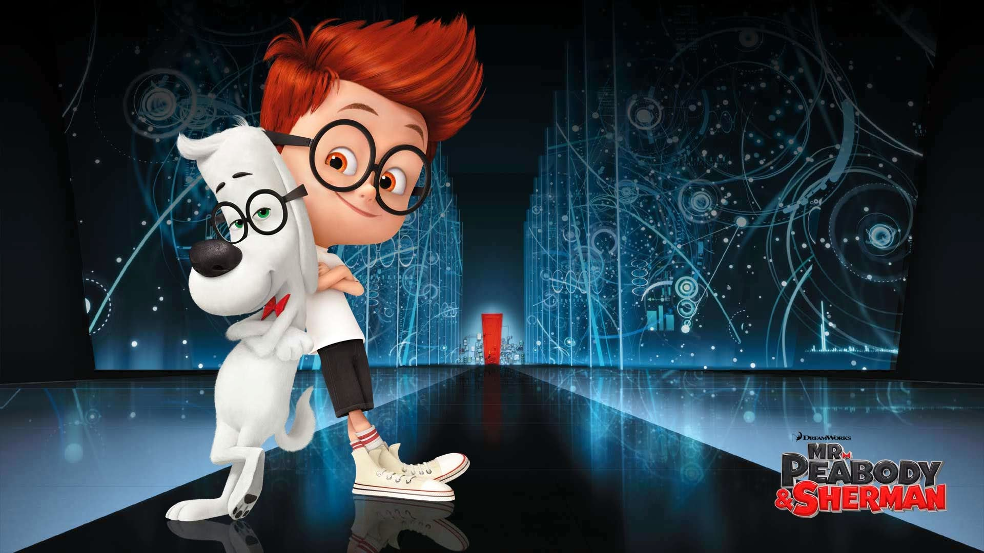 Mr Peabody Sherman 2014 Movie 9n