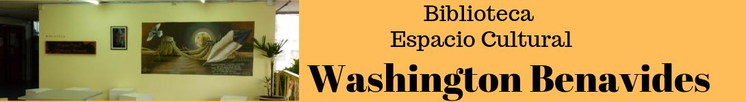 """Biblioteca del Liceo No. 2 """"Héctor Mirnanda"""" Espacio Cultural Washington Benavides"""