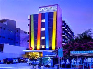 Hotel Murah Dekat Stasiun Gambir - Amaris Hotel Juanda