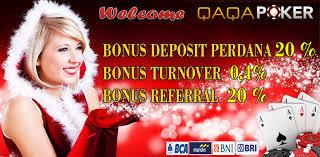 Qaqapoker Agen Judi Poker Domino Capsa Online Indonesia Dan Bandar Terpercaya