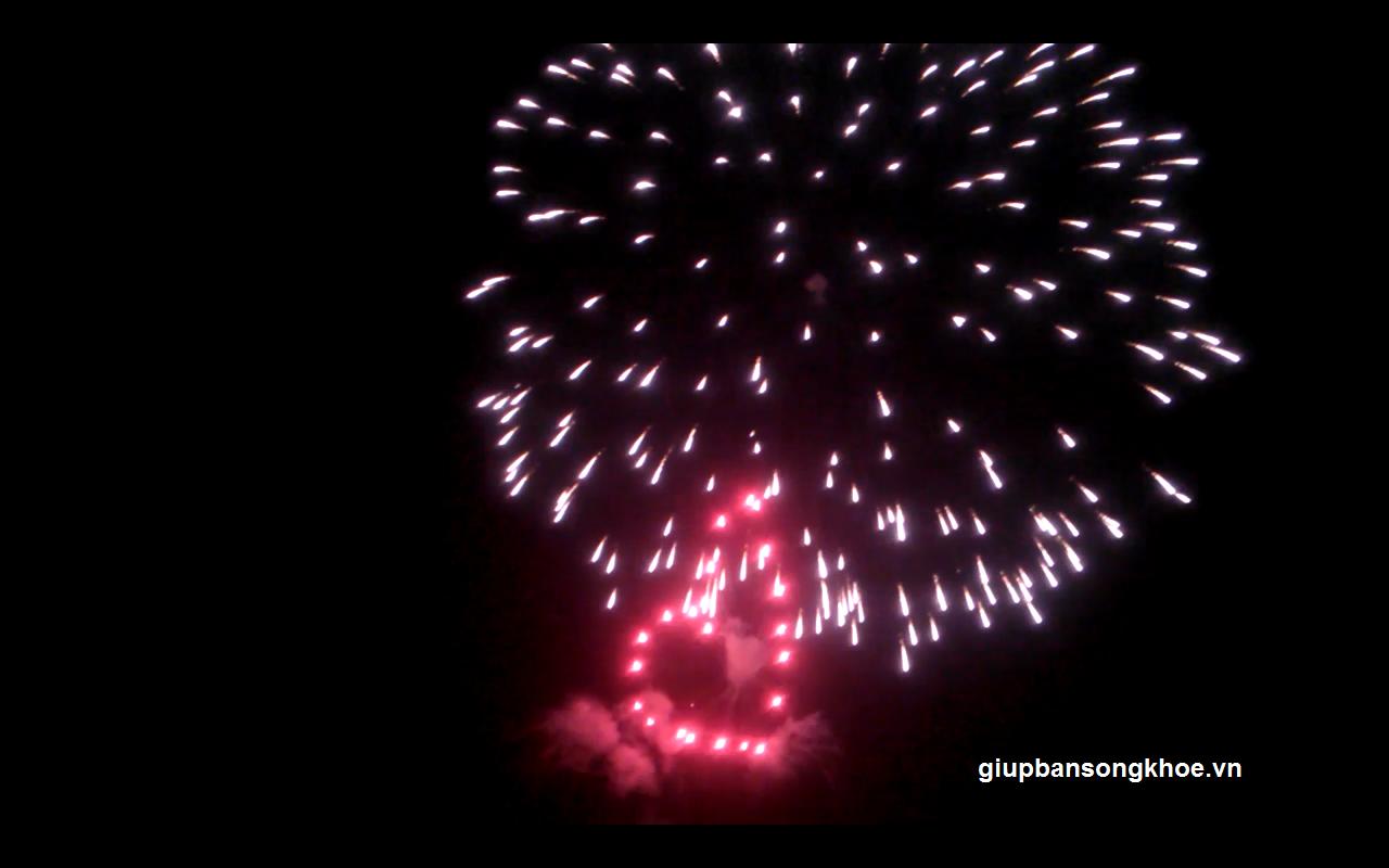 Full video màn bắn pháo hoa kỷ niệm giải phóng thủ đô hà nội 10/10/2014 tại Mỹ Đình