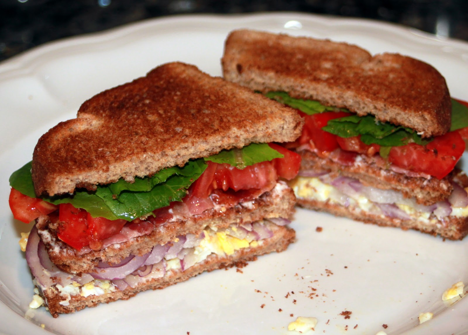 club salad club sandwich serves 4 i love a good sandwich for dinner ...