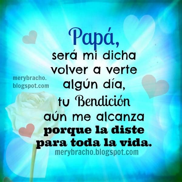 Para MI Padre Que Esta En El Cielo