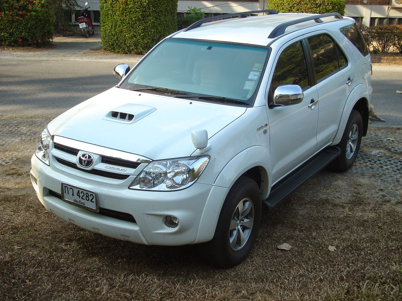 GIÁ XE TOYOTA FORTUNER 2015