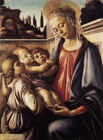 MUSEO CAPODIMONTE. Sandro Botticelli