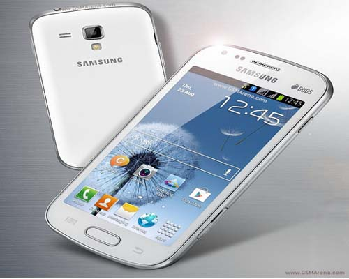 Review, Spec, Samsung Galaxy S Duos