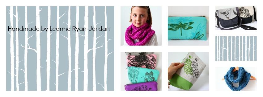 Handmade by Leanne Ryan-Jordan