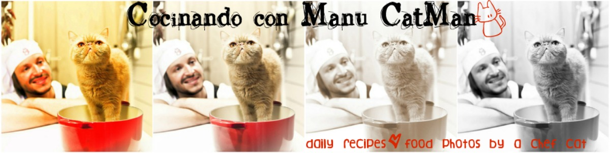 Cocinando con Manu CatMan