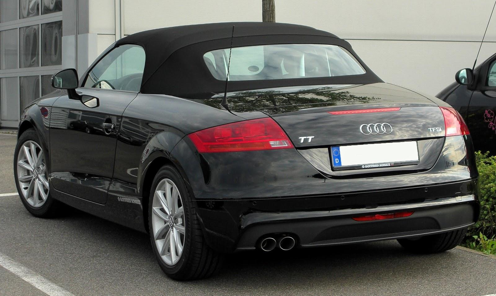 audi tt roadster cars prices specs luxury cars