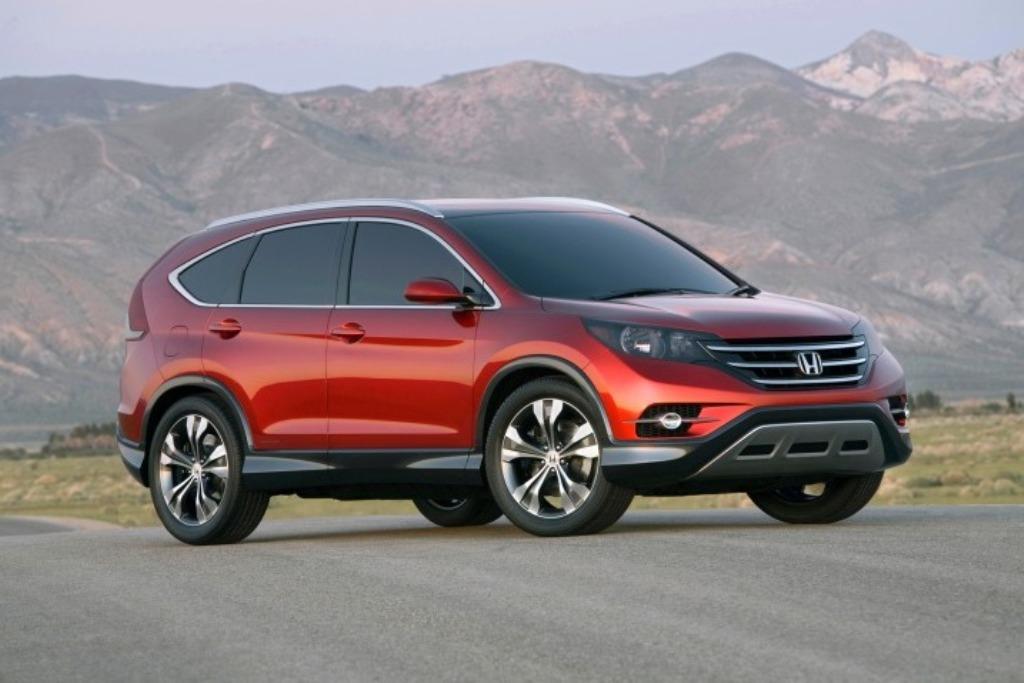 Auto Cars Zones 2012 Honda Cr V Best Suv Model