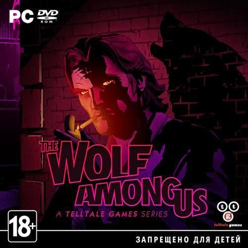 The Wolf Among Us: Episode 1-5 - Cry Wolf