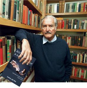 Carlos Fuentes con Atrévete a ser escritor, de Carlos del Río