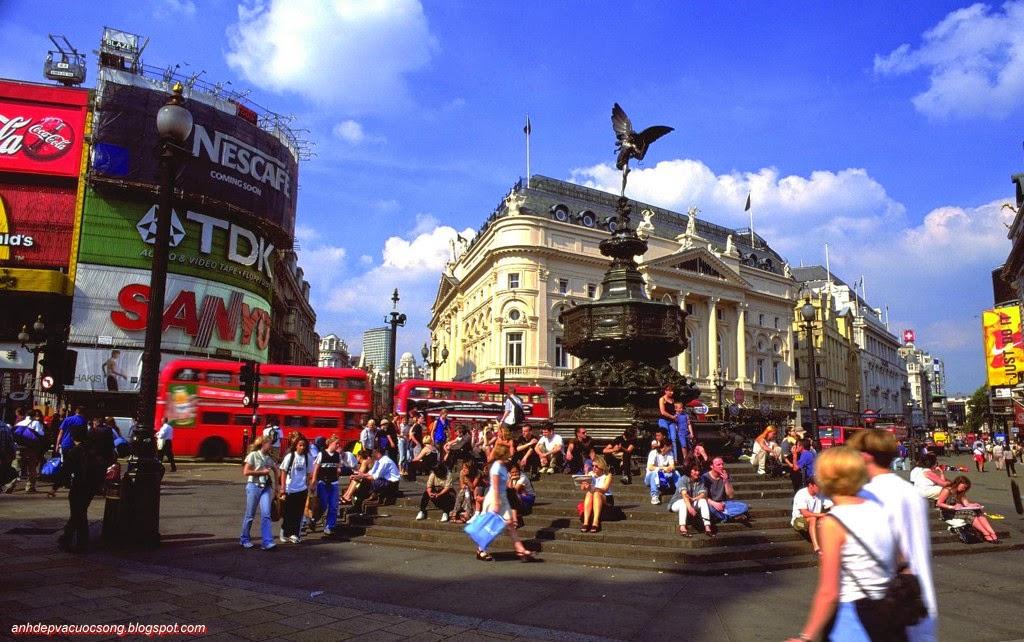 Thủ đô Luân Đôn, Anh (London, England) 16