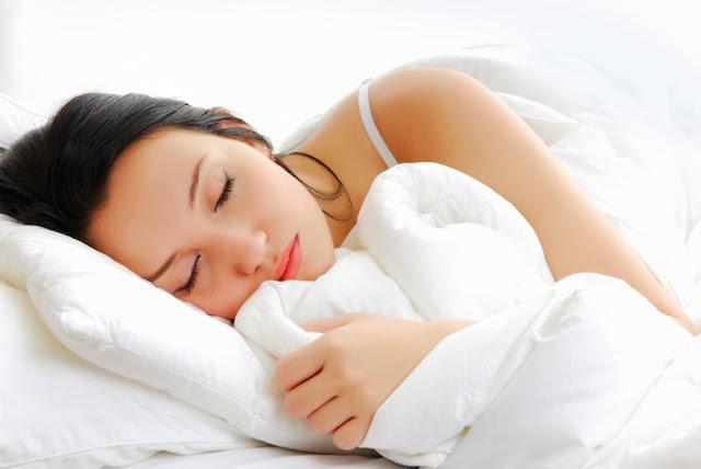 Tidur nyenyak dan teratur