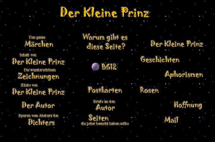 Deutsch mit Frau Virginia D\'Alò: @Link: Der kleine Prinz von Saint ...