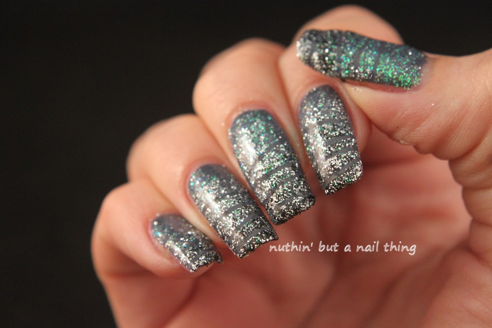 NK1 Secrets - Prep & Shine and Loose Glitter Set