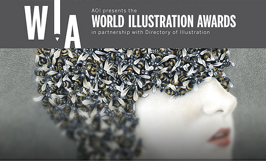 Convocatoria para Ilustradores.World Illustration Awards