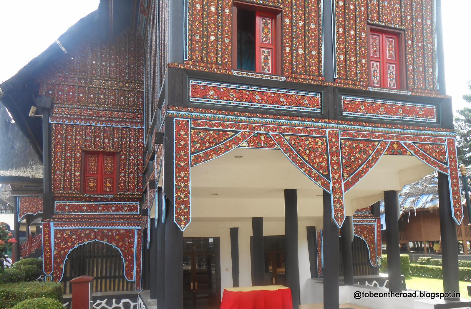 Indonesia,Jakarta,Taman Mini,Province Houses
