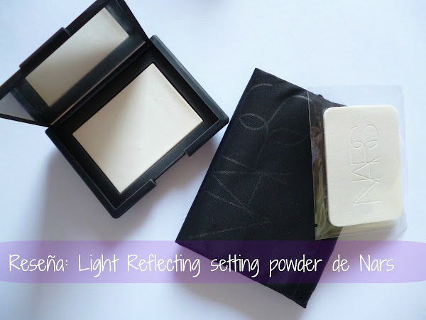 Reseña: Light Reflecting setting powder de Nars