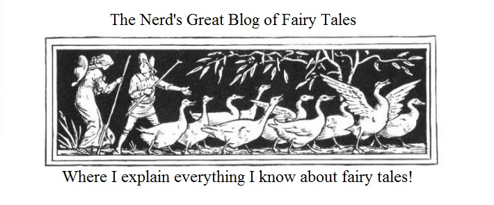 The Nerd's Great Blog of Fairy Tales