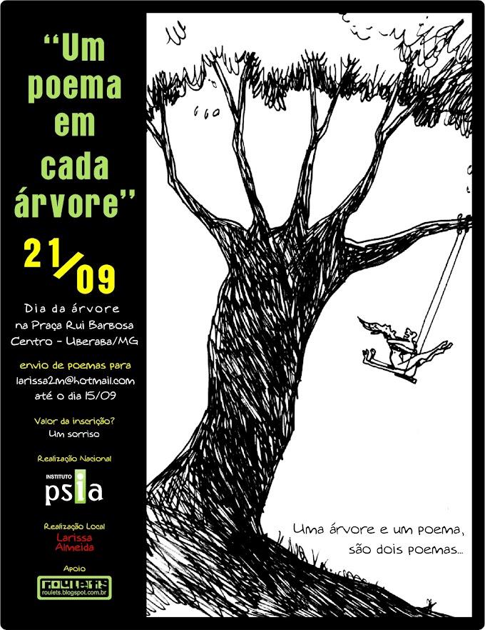 Projeto: Um poema em cada árvore!