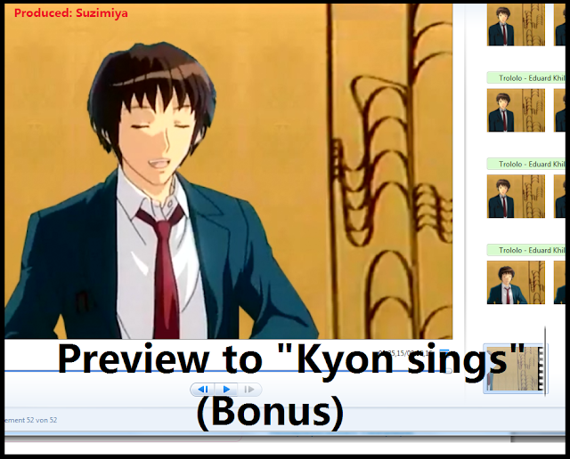 Preview Kyon sings Bonus Video