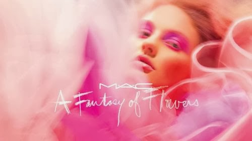 MAC A Fantasy of Flowers Collection Spring 2014