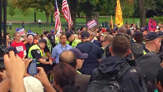 House Democrats arrested at immigration rally