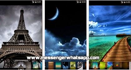 Descarga WhatsApp Wallpaper HD en tu teléfono móvil con Android.